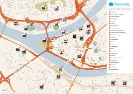 file pittsburgh printable tourist attractions map jpg wikimedia