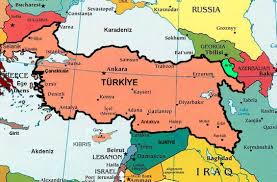 New Ottoman Empire Turkey S New Maps Are Reclaiming The Ottoman Empire Dcss News