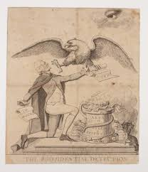 helped write the federalist papers 6 a new nation the american yawp providential detection 1797 via american antiquarian society this image attacks jefferson s support