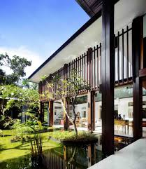 Modern Mansion The Sun House By Guz Architects A Hevean Of Green In Singapore