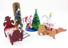 Nightmare Before Christmas Desk Set Nightmare Before Christmas Figures Ebay