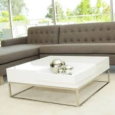 huge square coffee table excellent white square coffee table with