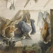 beatrix potter rabbit nursery the tale of beatrix potter the domain review