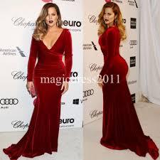 khloe kardashian 2015 plus size burgundy mother u0027s dresses long