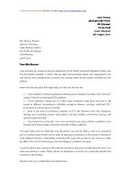 cover letter for hospital position 28 images hospital