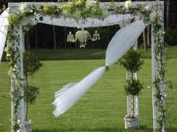 wedding arch pvc pipe vintage style wedding arch vintage soul s