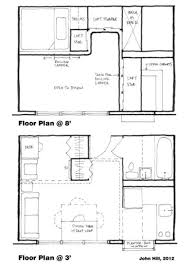Square Floor Plans For Homes Can You Live A Full Life In 220 Square Feet