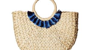 the 8 best beach bags right now coastal living