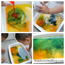 color mixing a witches brew halloween activity