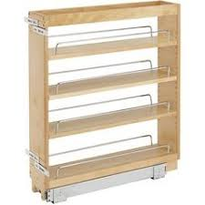 kitchen cabinet pull out storage racks 3 tier pull out base organizer 5 wood 448 bc 5c