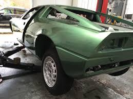 1976 maserati merak on it u0027s wheels bridge classic cars