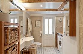 laundry in bathroom ideas 1000 ideas about laundry bathroom combo on ingenious room