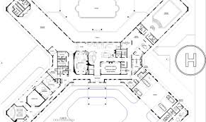 Mansion Plans Mansion Floor Plans Big House Plans 68819