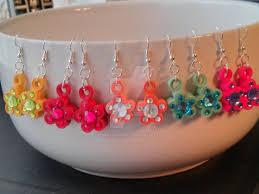 earrings paper quilling earrings paper by esmeraldaarribas on deviantart