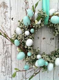 how to make an easter egg wreath the 25 best easter wreaths ideas on easter ideas