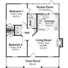 2 bedroom 1 bath house plans 2 bedroom 1 bath guest house plans adhome