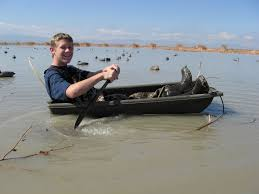 Duck Boat Blinds Plans January 2015 Self