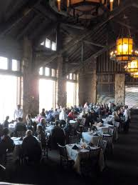 Grand Canyons North Rims Permanence And Solitude Make For A - Grand canyon lodge dining room
