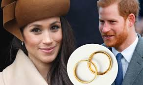 royal wedding ring meghan markle and prince harry could follow wedding ring royal