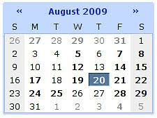important accounting dates for fixed assets