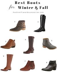 Comfortable Casual Boots Best Boots For Winter U0026 Fall For Everyday Wear