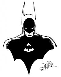 easy sketch images batman comic easy sketch drawing library