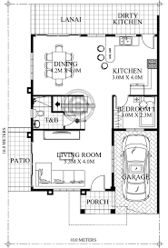 Two Storey Floor Plan Andres Two Storey House With Firewall Amazing Architecture Magazine