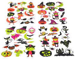 halloween tattoos for kids temporary glow in the dark tattoo