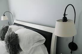 Bedroom Reading Wall Lights Headboard Lighting Fixtures Industrial Swing Arm Wall L Ls
