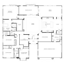 single story home floor plans floor plans for one story homes apeo