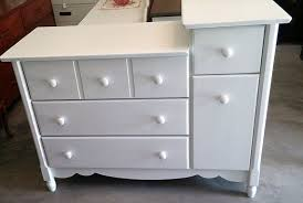 Childcraft Changing Table Items Similar To Child Craft Industries Graduated Dresser