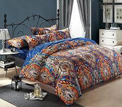 Moroccan Bed Sets Cliab Moroccan Bedding Bohemian Bedding Sets Cotton