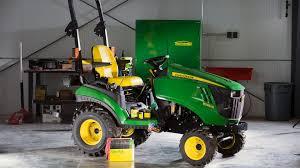 utility tractors john deere ca