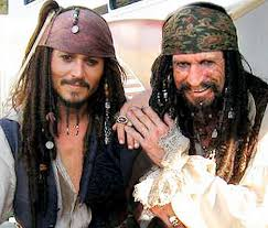 how to create a captain jack sparrow pirate costume captain jack spare me kari on com