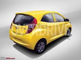 hyundai small car hyundai eon now launched prices between 2 7l 3 71l ex delhi