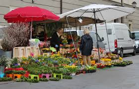 Market Stall Canopy by Free Images City Vendor Color Marketplace Colorful Public