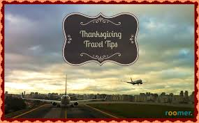 tips for your thanksgiving travel