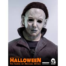 three zero halloween the curse of michael myers 1 6th scale