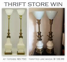 furniture librarian tells all thrift store win vintage stiffel