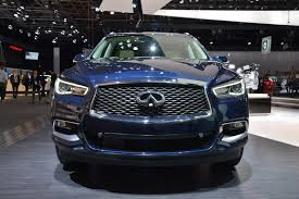 nissan infiniti qx60 2016 infiniti qx60 crossover gets styling update better ride and