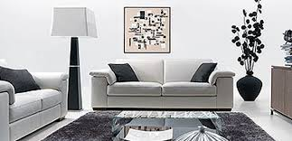 Modern Italian Leather Sofa Modern Italian Leather Furniture House Decor Picture