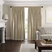 Silk Dupioni Curtains Magnificent Faux Silk Dupioni Curtains Decorating With Faux Silk