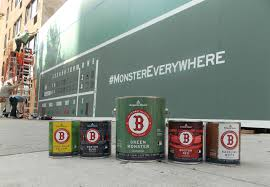 benjamin moore teases ny fans with the green monster