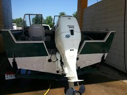 what are you opinoin about the 2003 johnson 70hp 4 stroke