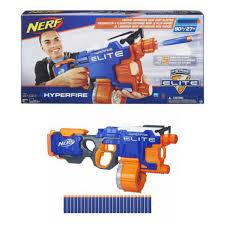walmart black friday strike nerf n strike elite hyperfire motorized gun dart blaster by hasbro