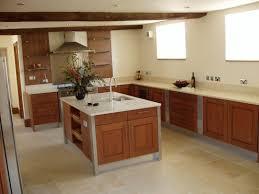 cement kitchen cupboards brick built units concrete shelves design