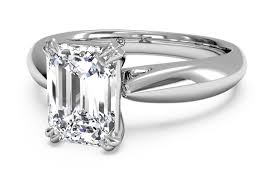 ritani reviews emerald cut engagement rings ritani