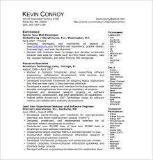 Web Design Resume Sample by Java Developer Resume Template U2013 11 Free Word Excel Pdf Ps