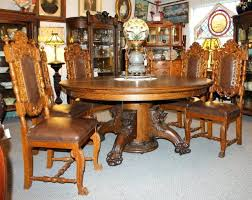 Oak Dining Tables For Sale Oak Dining Room Table And Chairs For Sale Amazing Antique Round