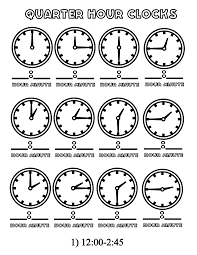 file tell time clock qtr 1 at coloring pages for kids boys dotcom